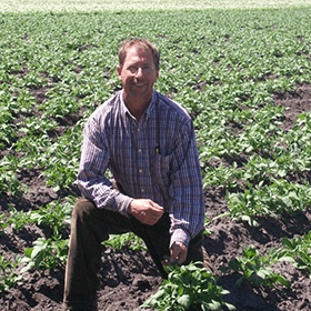 Grower Profile --- Justin Dagen