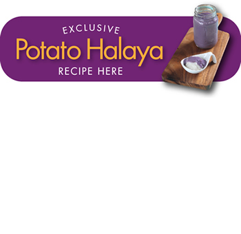 Link to Potatoes USA Halaya Recipe
