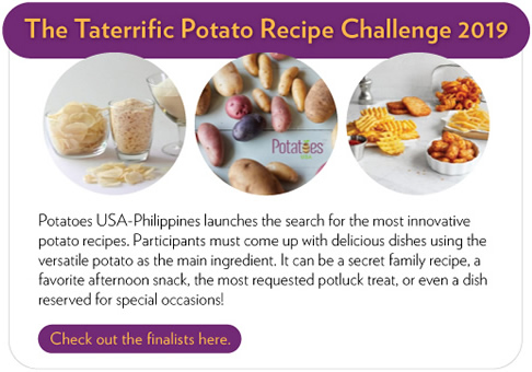 Link to Potatoes USA Teterrific Challenge Winners' Page