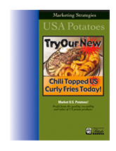 Marketing Strategies for U.S. Potatoes